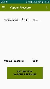 Dew Point Humidity Calculator screenshot 5