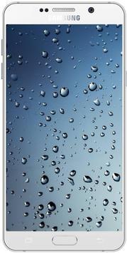 Rain Wallpaper HD poster