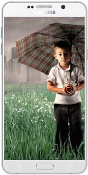 Rain Wallpaper HD screenshot 13