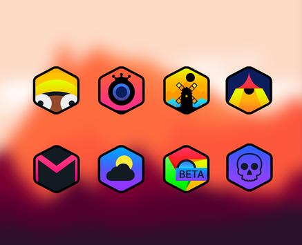 Milix - Icon Pack poster