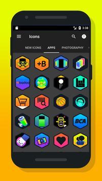 Milix - Icon Pack screenshot 5