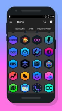 Milix - Icon Pack screenshot 6