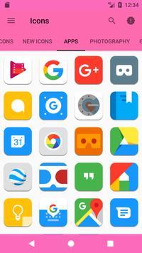 MY UI 9 - Icon Pack screenshot 4