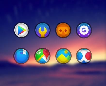 Omlicon - Icon Pack screenshot 3
