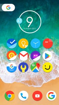 Oreo 8 - Icon Pack poster