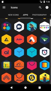 Orini - Icon Pack screenshot 4