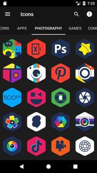 Orini - Icon Pack screenshot 5