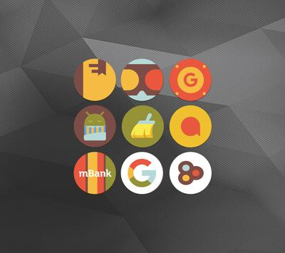 Doodle Pixel - Icon Pack screenshot 1