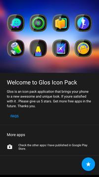 Glos - Icon Pack screenshot 5