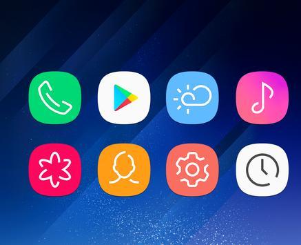 S8 UI - Icon Pack screenshot 1