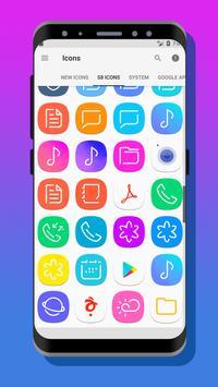 S8 UI - Icon Pack screenshot 2
