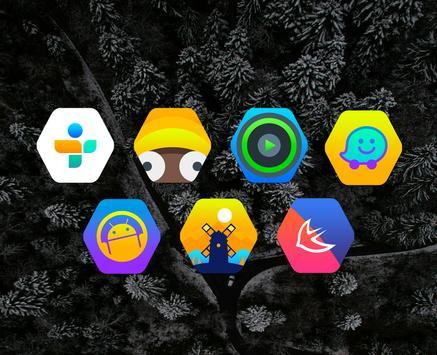 Simvo - Icon Pack screenshot 1