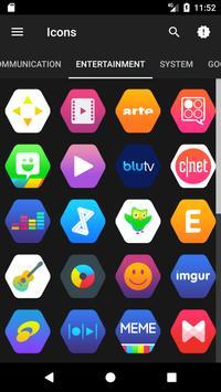 Simvo - Icon Pack screenshot 5