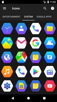Simvo - Icon Pack screenshot 7