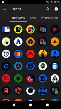 Vova - Icon Pack screenshot 4
