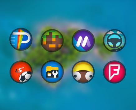 Zoro - Icon Pack screenshot 7