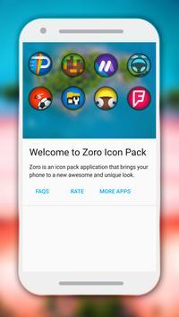 Zoro - Icon Pack screenshot 4