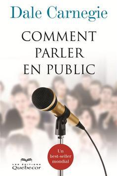 Comment parler en public poster