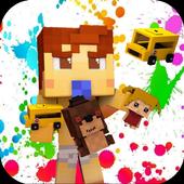 Toy Attack Craft - Cartoon Wars icon