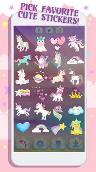 Unicorn Photo Editor screenshot 1