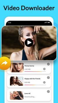 XNX Video Downloader 2021 - XNX Videos HD screenshot 1
