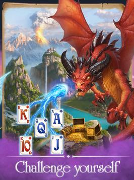 Magic Story of Solitaire. Offline Cards Adventure स्क्रीनशॉट 13