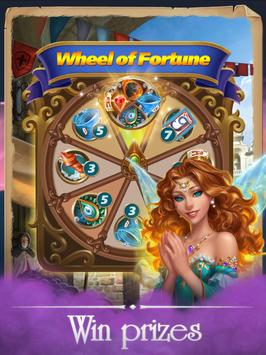 Magic Story of Solitaire. Offline Cards Adventure स्क्रीनशॉट 7