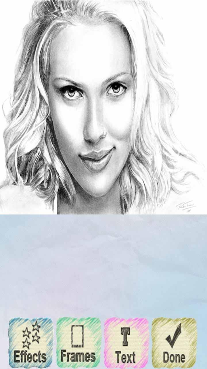sketch app   photo to pencil sketch converter for Android   APK ...