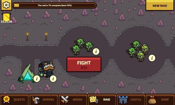 10 Schermata Raid Heroes: Total War