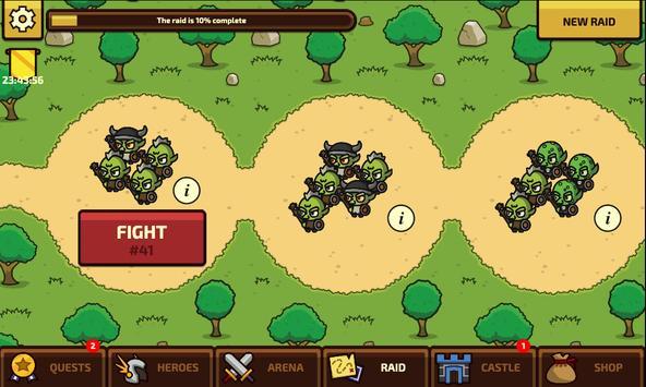 1 Schermata Raid Heroes: Total War