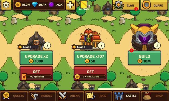 5 Schermata Raid Heroes: Total War