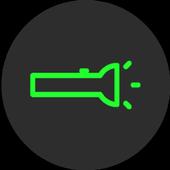 Better Flashlight + Compass ícone
