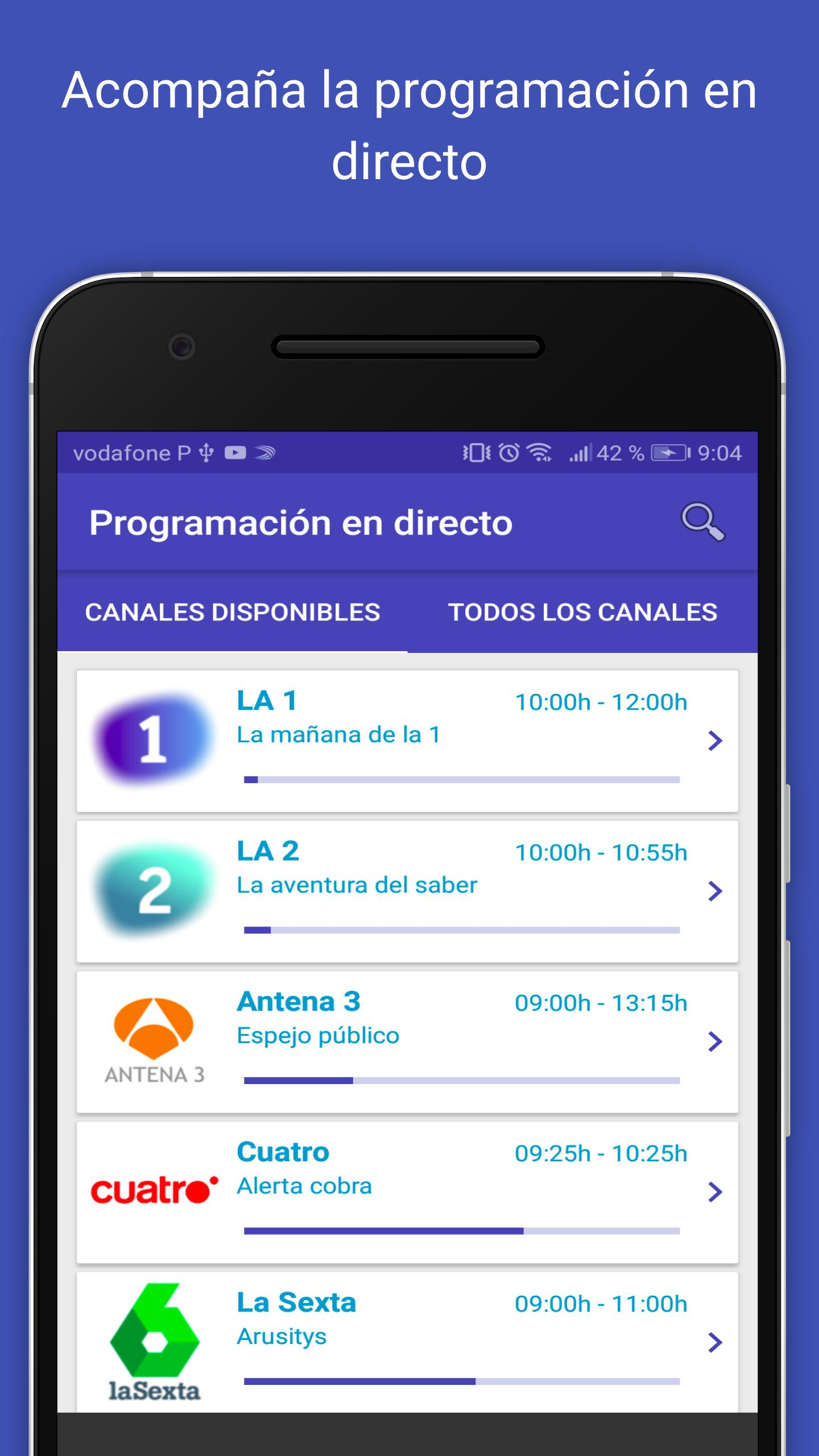 Tv Spain - TDT Online live free for Android - APK Download