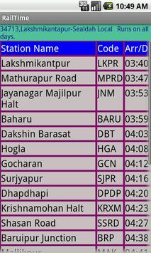 Kolkata Suburban Trains screenshot 3