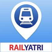 IRCTC Rail Tickets, Live Train Status & PNR Status icon