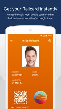 Railcard poster
