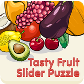 Tasty Fruit Slider Puzzle icon