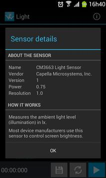 Sensor Monitor screenshot 2