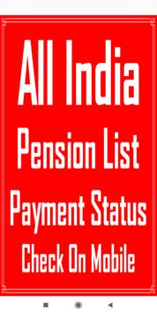 Pension List 2019 App - All States poster