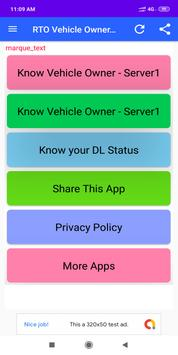 How to Check Vehicle Owner Detail On Mobile screenshot 3