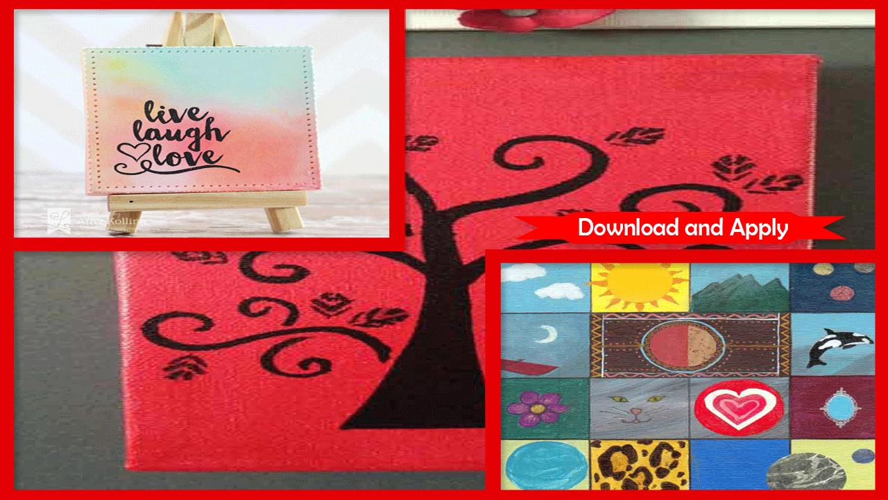 Mini Canvas Painting Ideas For Android Apk Download