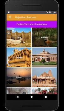 Rajasthan Tourism captura de pantalla 3
