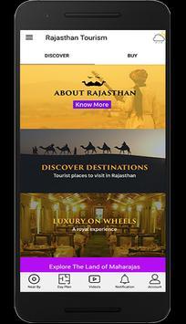 Rajasthan Tourism captura de pantalla 1