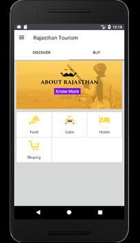 Rajasthan Tourism captura de pantalla 2