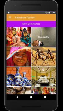 Rajasthan Tourism Ekran Görüntüsü 4