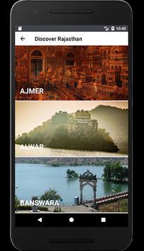 Rajasthan Tourism captura de pantalla 6
