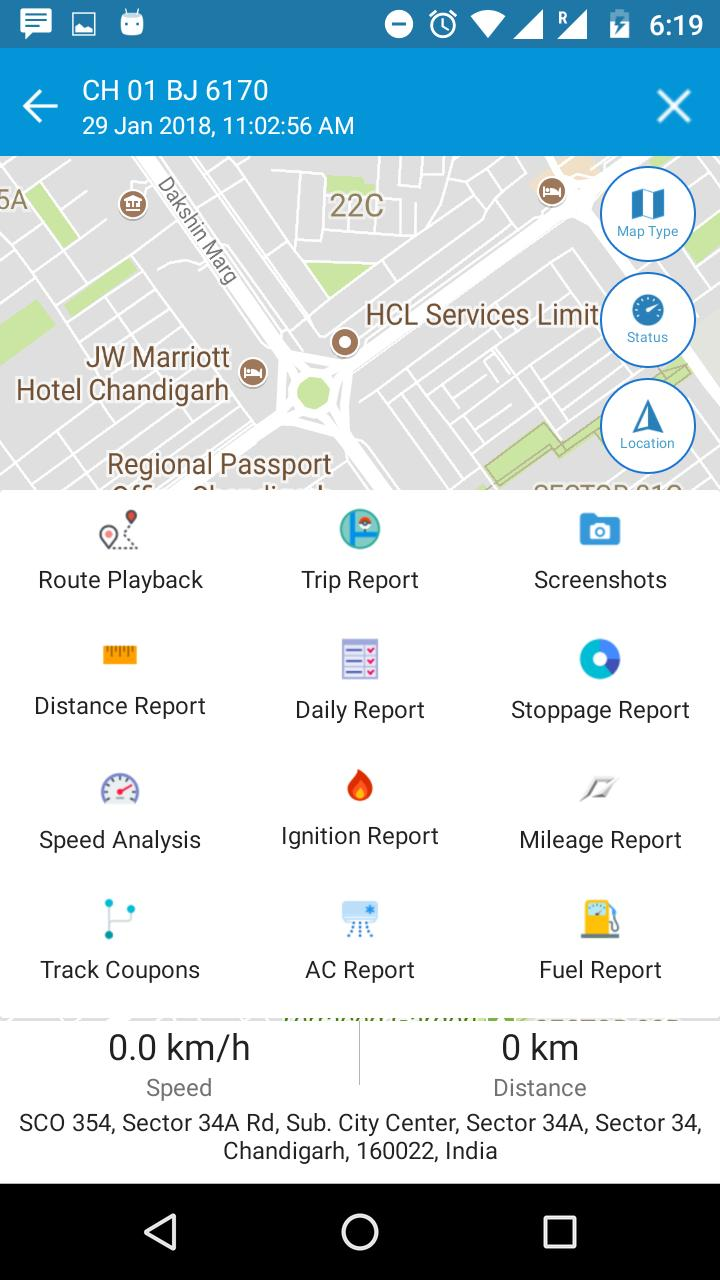Raje Auto Track for Android - APK Download