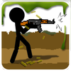 Stickman And Gun-icoon