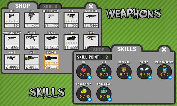 Stickman And Gun screenshot 2