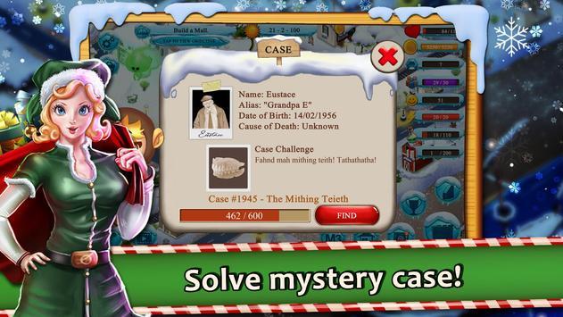 Hidden Object: Santa's Christmas Village screenshot 4